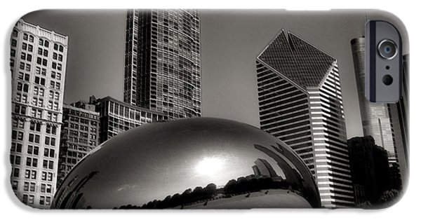 Ely Arsha iPhone Cases - The Bean - 4 iPhone Case by Ely Arsha