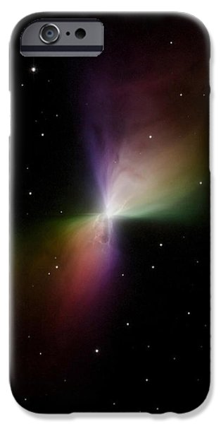 The Boomerang Nebula iPhone Case by Stocktrek Images