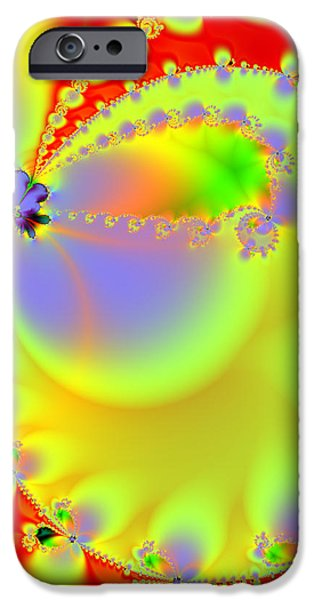 The Butterfly Effect . Summer . Square iPhone Case by Wingsdomain Art and Photography
