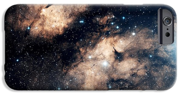 Forming iPhone Cases - The Butterfly Nebula iPhone Case by Charles Shahar