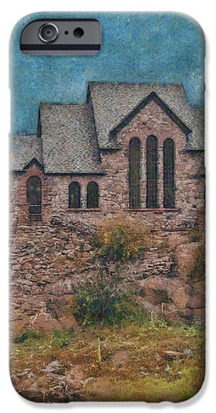 The Chapel iPhone Case by Ernie Echols