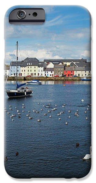 The Claddagh Galway iPhone Case by Gabriela Insuratelu