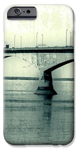 The Confederation Bridge PEI iPhone Case by Edward Fielding