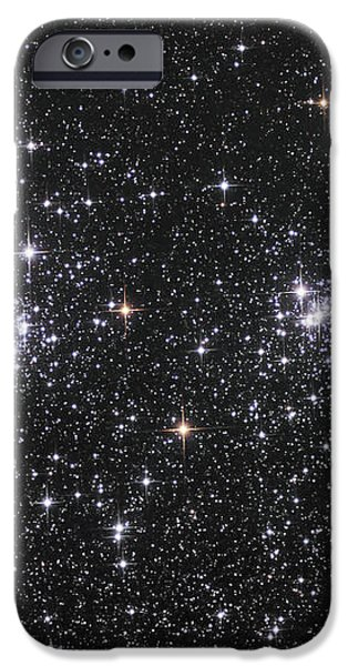 The Double Cluster, Ngc 884 And Ngc 869 iPhone Case by Robert Gendler
