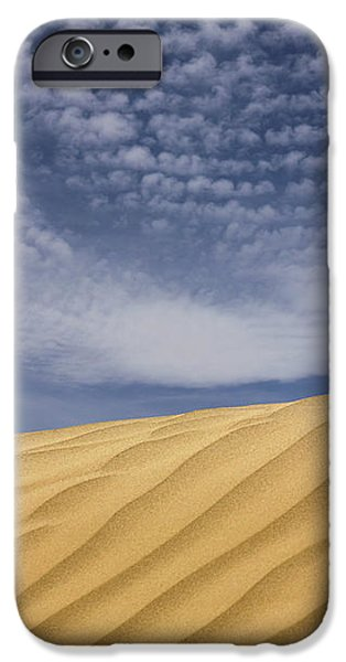 Sand Dunes iPhone Cases - The Dunes 2 iPhone Case by Mike McGlothlen