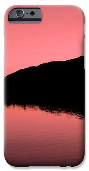 The End of the Day ... iPhone Case by Juergen Weiss