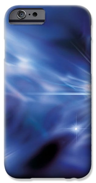 The First Stars, Artwork iPhone Case by Detlev Van Ravenswaay