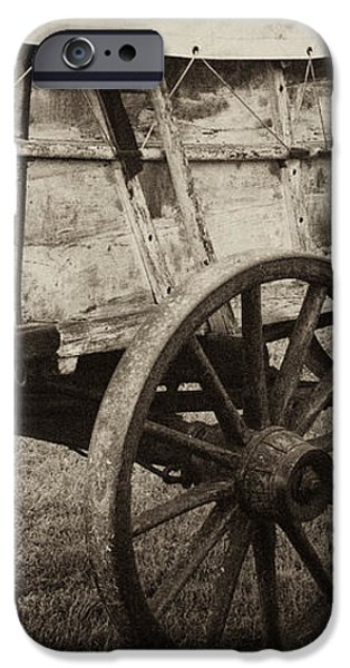 The first Station Wagons iPhone Case by Paul W Faust -  Impressions of Light