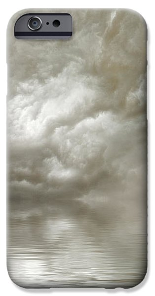 Recently Sold -  - Storm iPhone Cases - The Gods are Angry iPhone Case by Jerry McElroy
