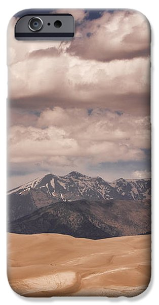 The Great Sand Dunes 88 iPhone Case by James BO  Insogna