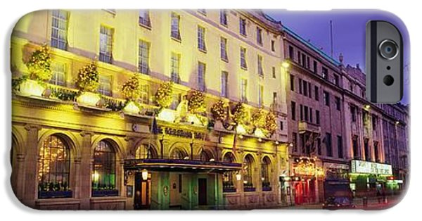 Electrical iPhone Cases - The Gresham Hotel Dublin, Oconnell iPhone Case by The Irish Image Collection