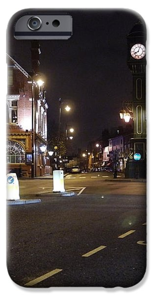 The Jewellery Quarter iPhone Case by John Chatterley