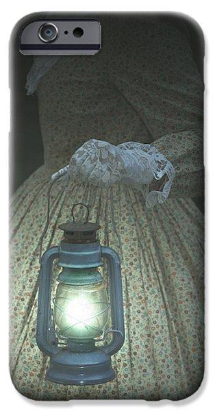 the light iPhone Case by Joana Kruse