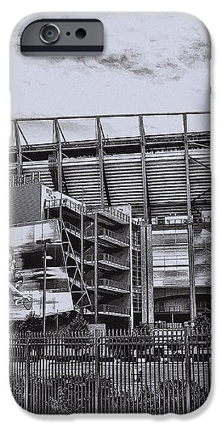 The Linc - Philadelphia Eagles iPhone Case by Bill Cannon