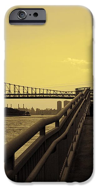 The Long Walk iPhone Case by Madeline Ellis