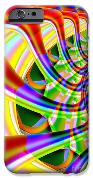 The Marching Band . Vertical . S14 iPhone Case by Wingsdomain Art and Photography