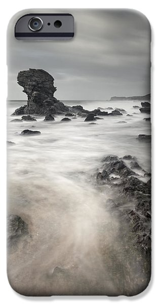 The Milky Sea iPhone Case by Andy Astbury