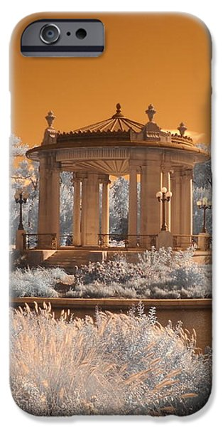 The Muny at Forest Park iPhone Case by Jane Linders