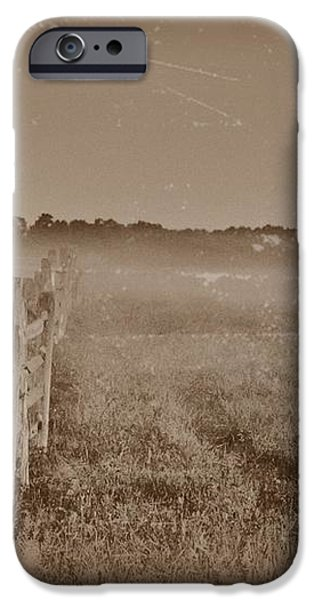 The Night They Drove Old Dixie Down iPhone Case by Bill Cannon