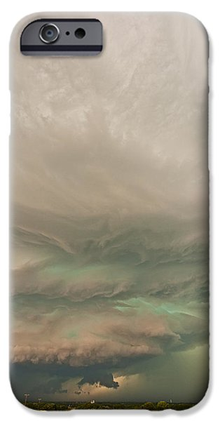 Nebraska iPhone Cases - The Odell Beast iPhone Case by Chris  Allington