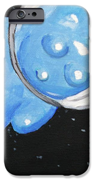 The Original Gummy Bear In Space iPhone Case by Jera Sky