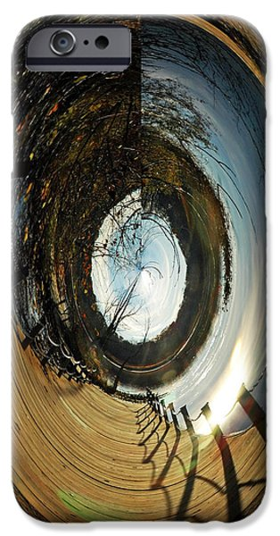 The Other Side iPhone Case by LeeAnn McLaneGoetz McLaneGoetzStudioLLCcom