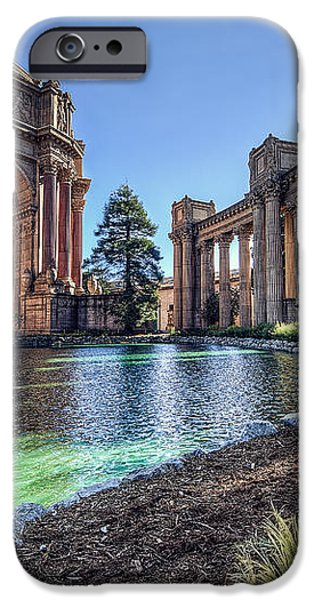 The Palace of Fine Arts iPhone Case by Everet Regal