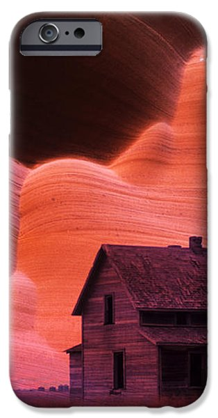 The Perfect Storm iPhone Case by Bob Christopher