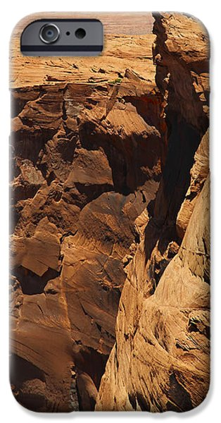 Glen Canyon iPhone Cases - The Photographer iPhone Case by Mike McGlothlen