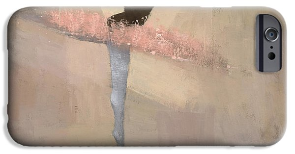 The Pink Tutu iPhone Case by Steve Mitchell