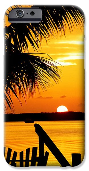 Islamorada iPhone Cases - The Promise iPhone Case by Karen Wiles
