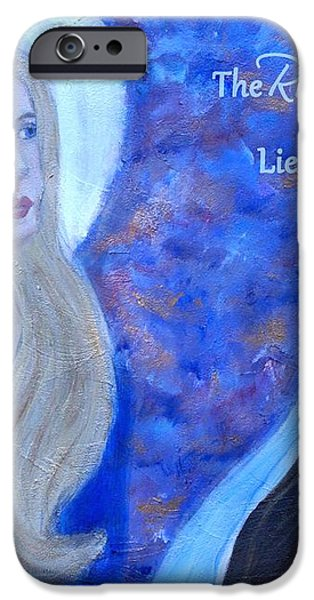The Road Ahead Lies Within iPhone Case by The Art With A Heart By Charlotte Phillips