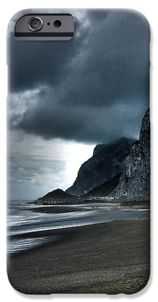 The Rock ... iPhone Case by Juergen Weiss