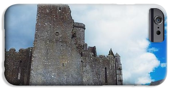 Historic Site iPhone Cases - The Rock Of Cashel, Co Tipperary iPhone Case by The Irish Image Collection