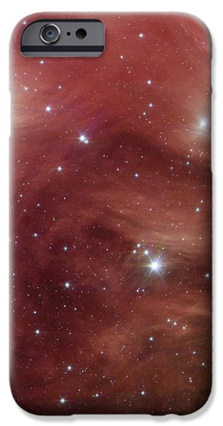 The Seven Sisters, Also Known iPhone Case by Stocktrek Images