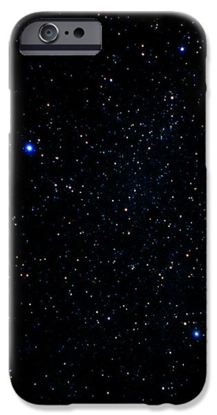 Recently Sold -  - Stellar iPhone Cases - The Summer Triangle: Cygnus, Lyra And Aquila iPhone Case by John Sanford