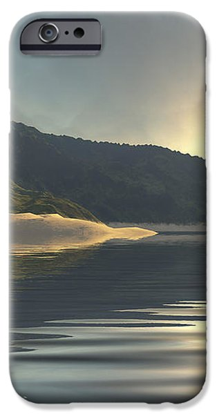 The Sun Sets On A Beautiful iPhone Case by Corey Ford