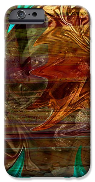 The Train Wreck iPhone Case by Robert Meanor