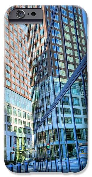 Best Sellers -  - Boston Ma iPhone Cases - The Urban Maze iPhone Case by JC Findley
