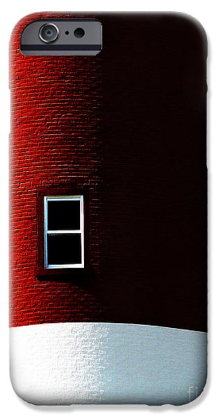 Lighthouses iPhone Cases - The View iPhone Case by Dana DiPasquale
