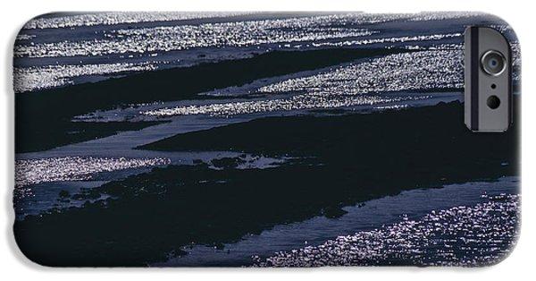 Wadden Sea iPhone Cases - The Wadden Sea iPhone Case by Heiko Koehrer-Wagner