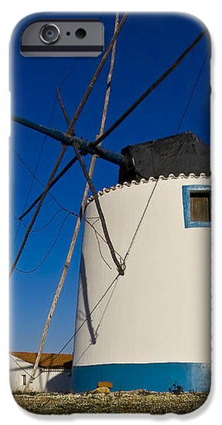 The Windmill iPhone Case by Heiko Koehrer-Wagner