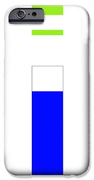 Tobu iPhone Case by Naxart Studio