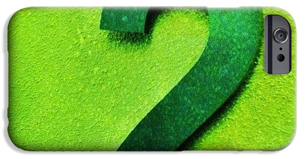 Today It Is #emerald For #altexpo. So iPhone Case by Merel Kaagman