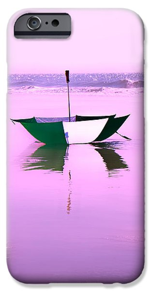 Topsail Drifting iPhone Case by Betsy A  Cutler