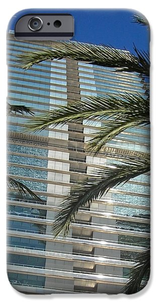 Torre Mapfre - Barcelona iPhone Case by Juergen Weiss