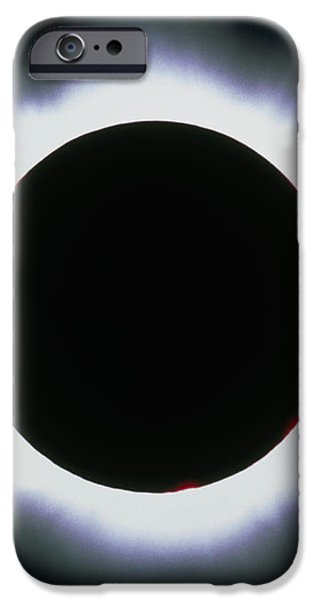 Total Solar Eclipse, 1999 iPhone Case by Dr Fred Espenak