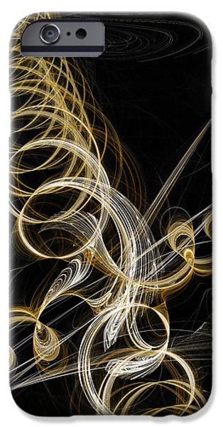 Travel In Time To 1969 Spring Into Space iPhone Case by Andee Design