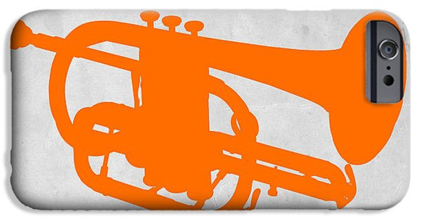Furniture Photographs iPhone Cases - Tuba  iPhone Case by Naxart Studio
