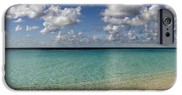 Psi iPhone Cases - Turks and Caicos Caribbean iPhone Case by Gal Eitan